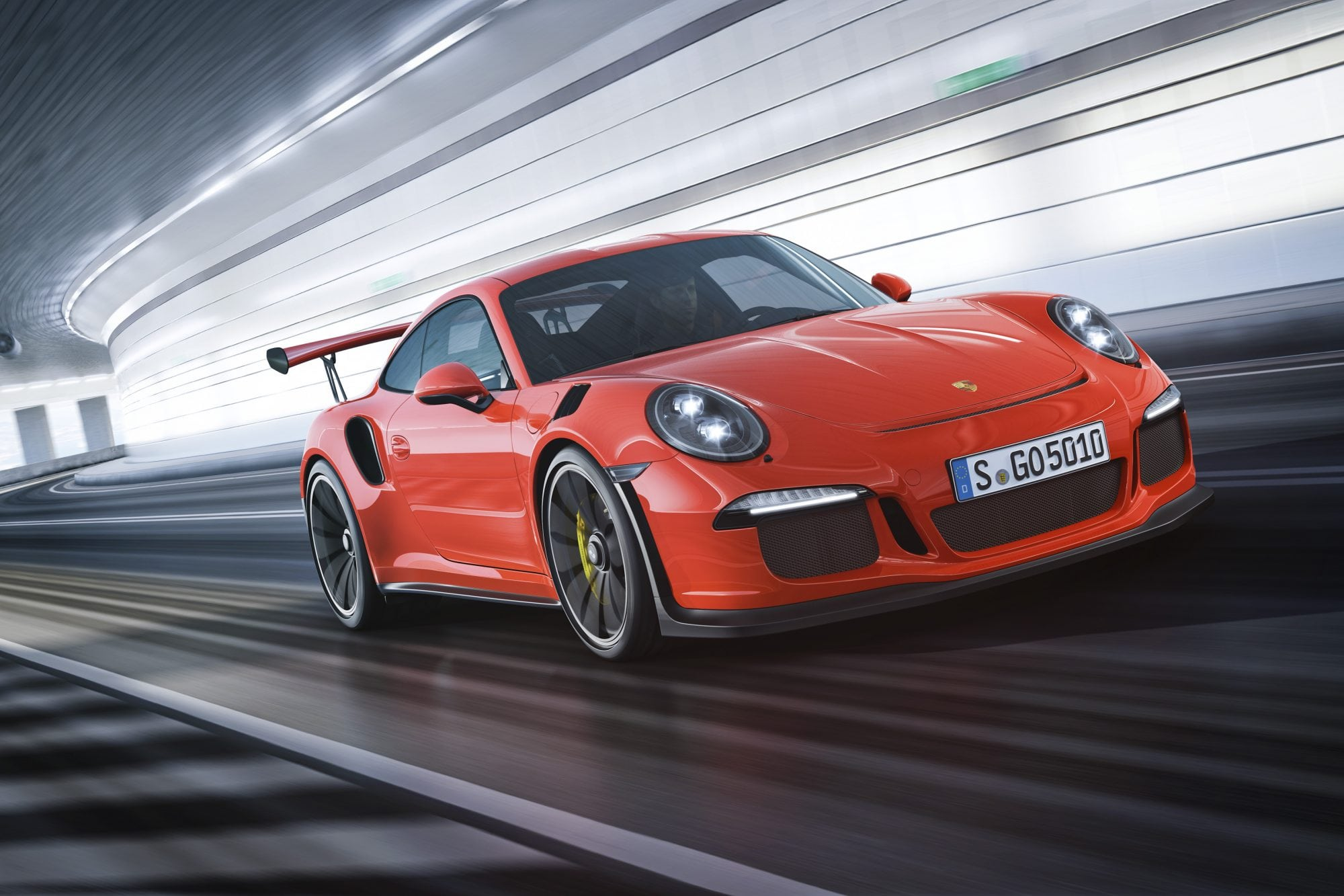 Porsche 911 GT3 RS Unveiled - the \'Everyday\' Track Car - CarNewsCafe