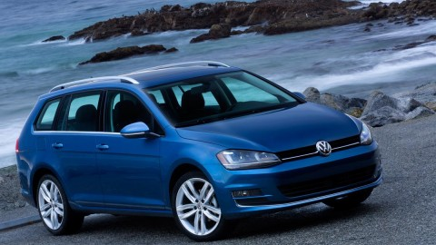 Volkswagen Introduces Golf Sportwagen, Available This Year