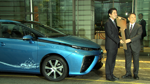 Hope for Hydrogen: Imagine Fuel Cell Cars