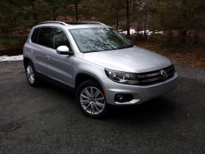 2015 Volkswagen Tiguan SEL Review – VW goes its own way