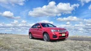 2015 BMW X4 is An All-new Surprise