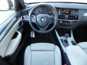 2015 BMW X4 - interior 6 - AOA1200px