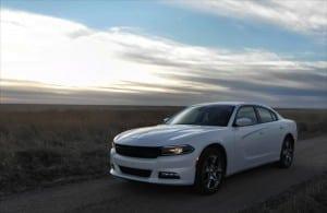 2015 Dodge Charger is a Big, Stylish Sports Sedan