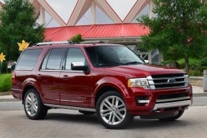 Bigger is still better: Engine only small thing on the Ford Expedition