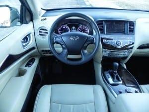 2015 Infiniti QX60 - interior 5 - AOA1200px