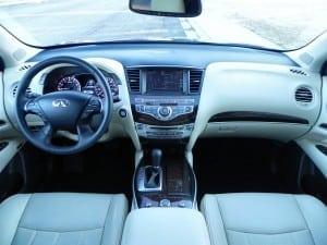 2015 Infiniti QX60 - interior 6 - AOA1200px
