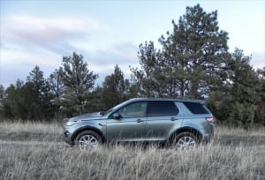 2015 Land Rover Discovery Sport Is All Rover, With a Better Ride