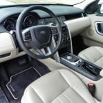 2015 Land Rover Discovery Sport - interior 1 - AOA1200px