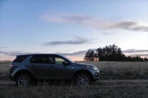 2015 Land Rover Discovery Sport - sunset 1 - AOA1200px