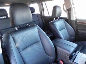 2015 Lexus GX 460 - interior 6 - AOA1200px