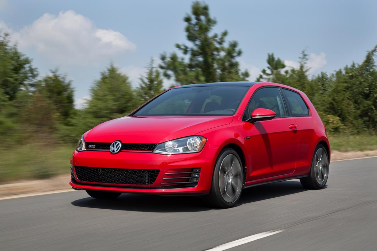 hot hatch: vw golf gti is fast, attractive and roomy - carnewscafe