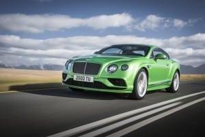 Bentley Continental GT Speed(3)