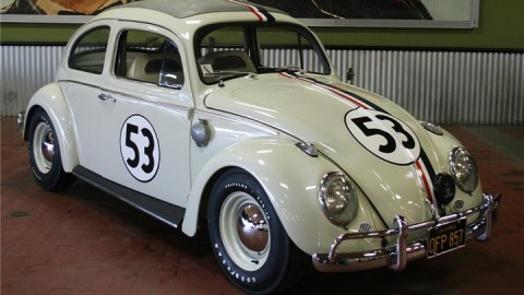 Herbie the Love Bug Could Be Yours!