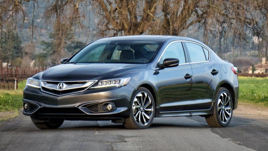 2016 Acura ILX earns luxury badge