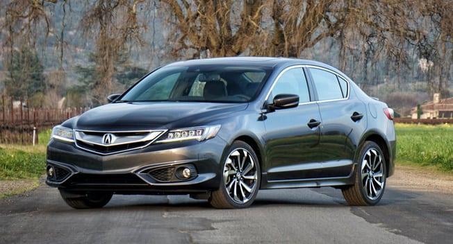 2016 Acura ILX earns luxury badge - CarNewsCafe