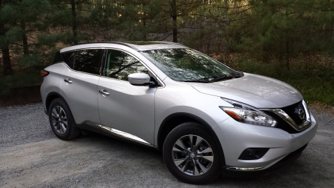 2015 Nissan Murano SV AWD is a Grand Slam