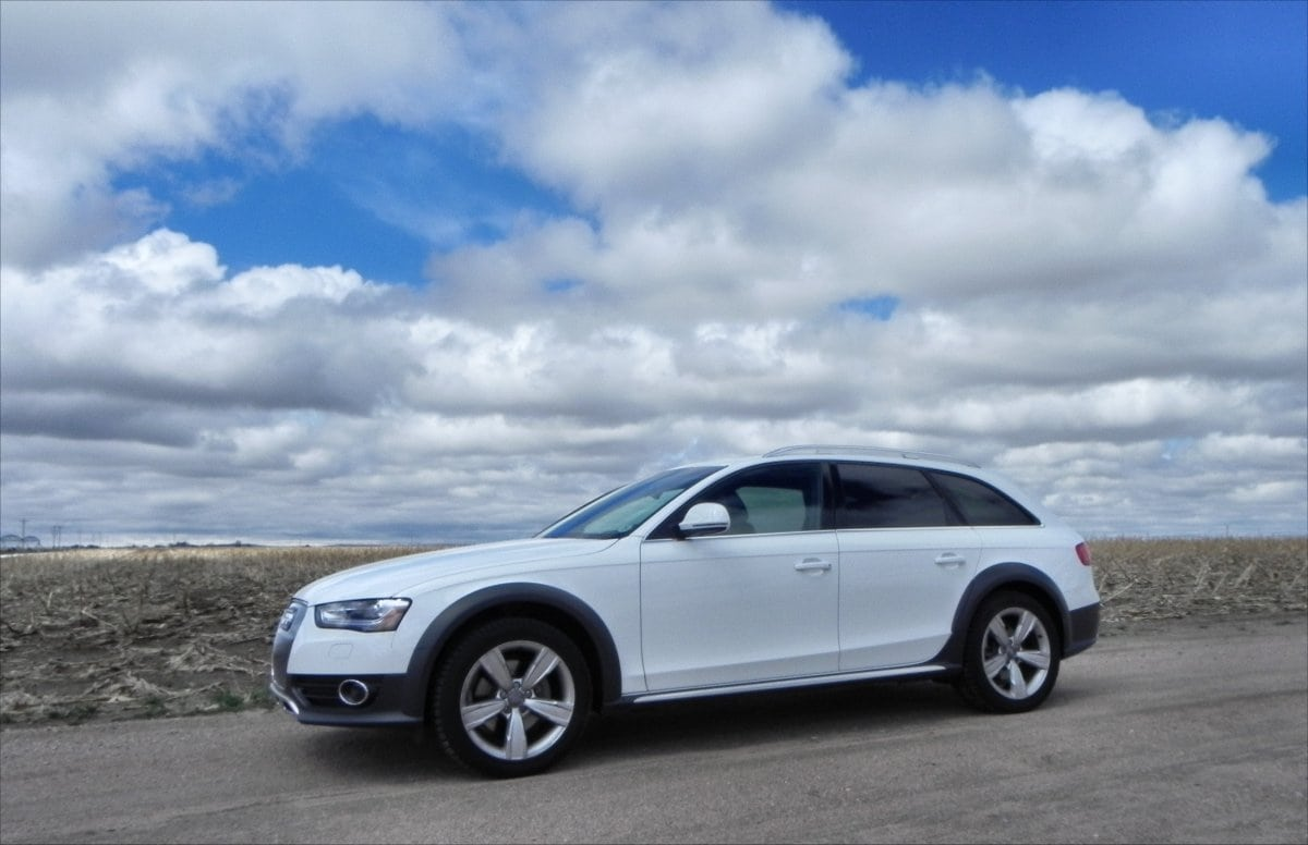 2015 audi allroad still defines luxury wagons. Black Bedroom Furniture Sets. Home Design Ideas