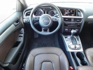 2015 Audi Allroad - interior 6 - AOA1200px