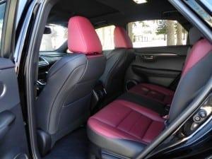 2015 Lexus NX200t - interior 3 - AOA1200px