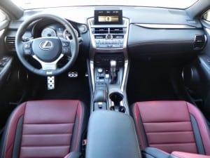 2015 Lexus NX200t - interior 5 - AOA1200px