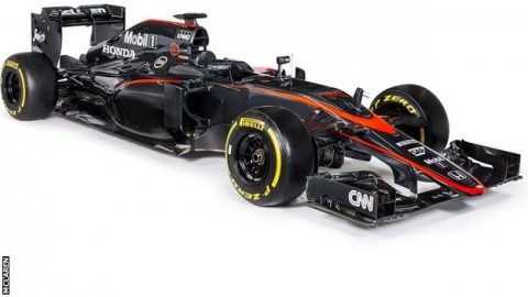 McLaren Changes F1 Color Scheme for the First Time Since 1997