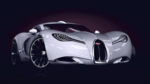 Bugatti Chiron Will Do 0-60 In 2 Seconds