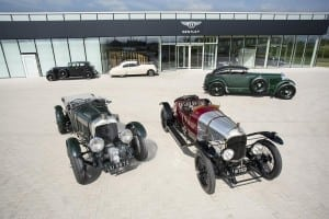 Classic Bentleys ready for action-packed summer season(1)