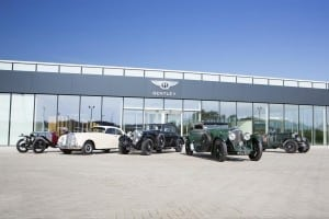 Classic Bentleys ready for action-packed summer season(2)