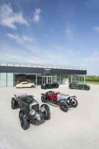 Classic Bentleys ready for action-packed summer season(3)