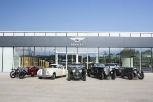 Classic Bentleys ready for action-packed summer season(5)