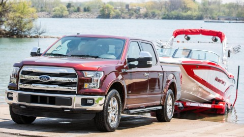 Ford Introduces Pro Trailer Backup Assist on 2016 F-150