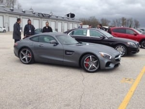 The Mercedes-Benz GT-S was a beast on the track at Road America