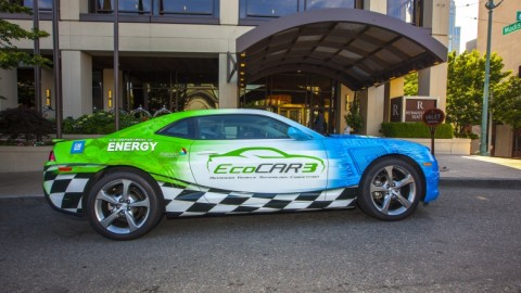 EcoCAR 3 Competition Won By Ohio State University