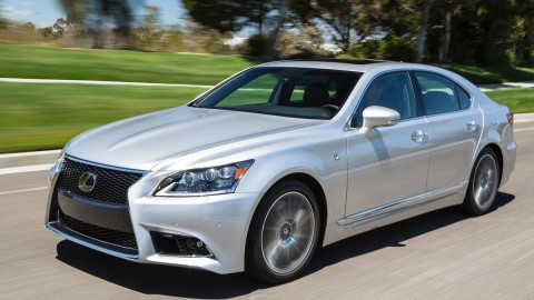 2015 Lexus LS 460 is Top Shelf Luxury