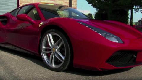 Ex-Top Gear host James May reviews Ferrari 488 GTB [VIDEO]
