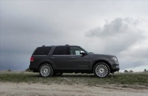 2015 Lincoln Navigator is Big Time Family and Toy Hauling