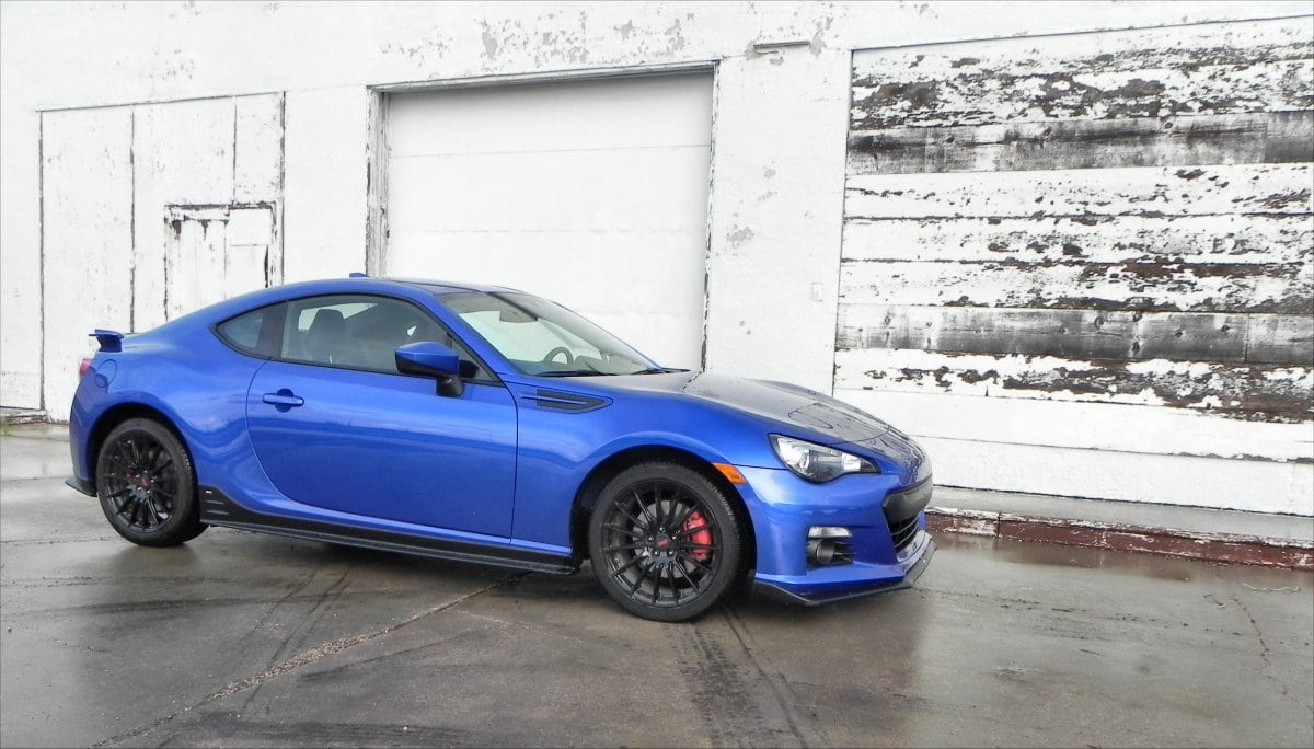 2015 subaru brz continues to be a breathtaking little sports coupe