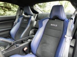 2015 Subaru BRZ - interior 4 - AOA1200px