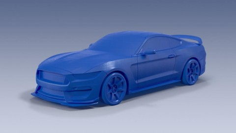 Now You Can 3D Print Your Favorite Fords