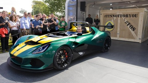 All-new Lotus 3-Eleven