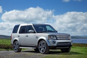 A real show off: Land Rover LR4 shows off in looks, ruggedness and luxury