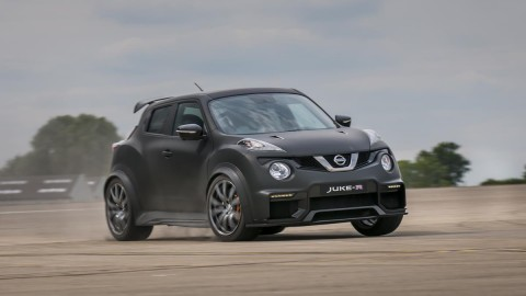 Nissan Juke-R 2.0 Unveiled at Goodwood