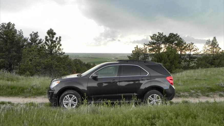 2015 Chevrolet Equinox Is Like a Mature Woman, Holding Her Age Well