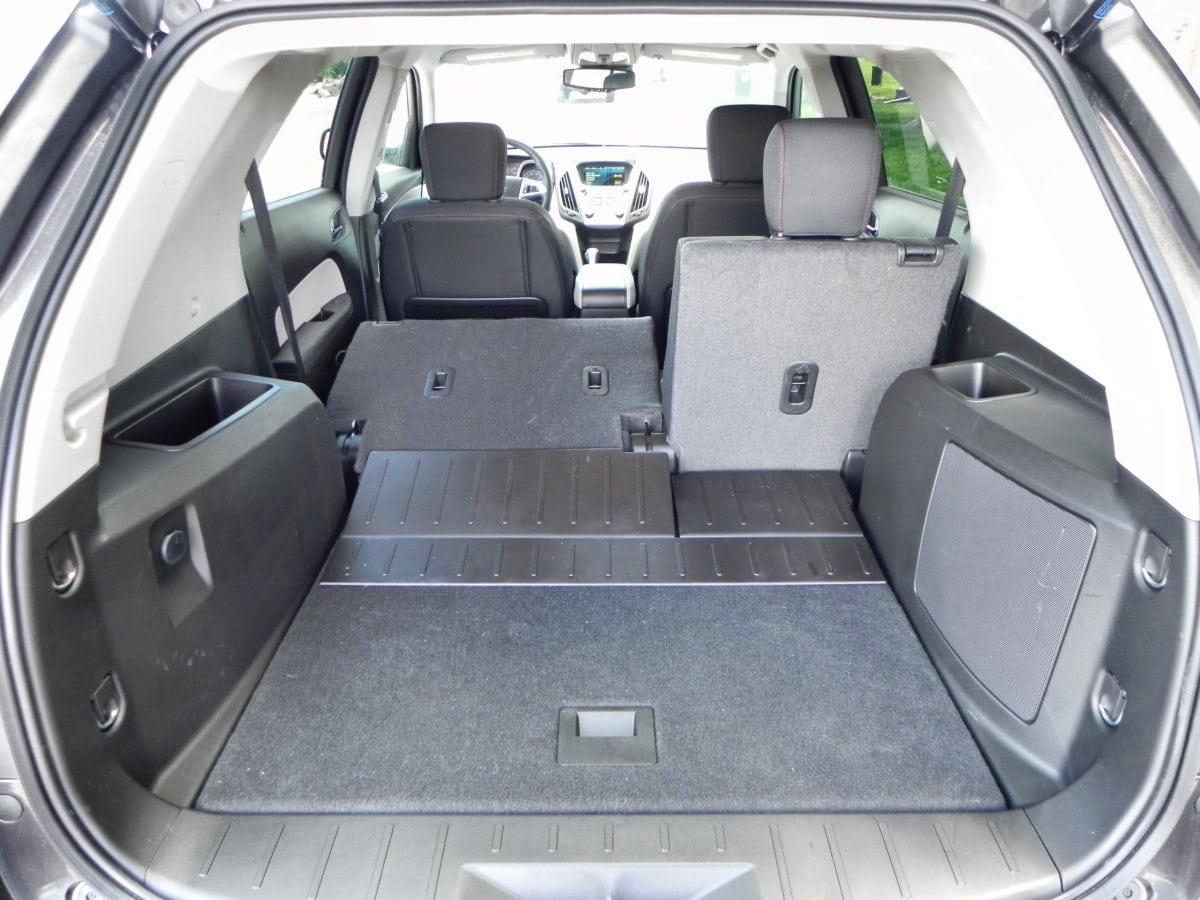 2015 Chevrolet Equinox Is Like A Mature Woman