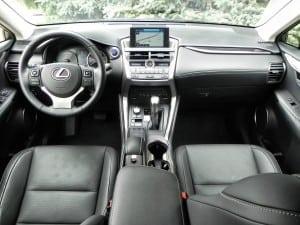 2015 Lexus NX 300h - interior 4 - AOA1200px