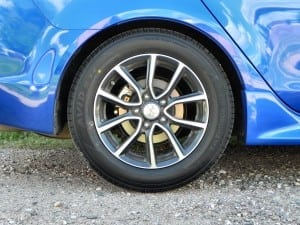 2015 Mitsubishi Lancer - wheel 1 - AOA1200px