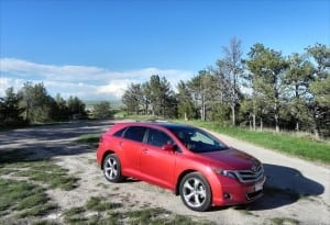 2015 Toyota Venza – the Last of the Toy Wagons