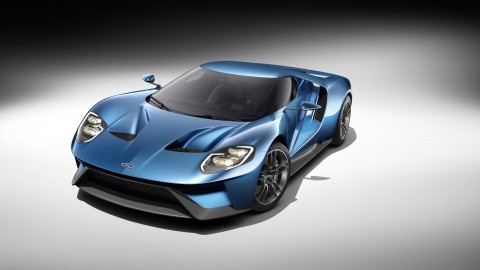 Ford GT named 2015 North American Most Significant Concept Vehicle of the Year