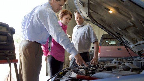 DIY Auto Tips: How To Check Out A Used Car Before Buying It