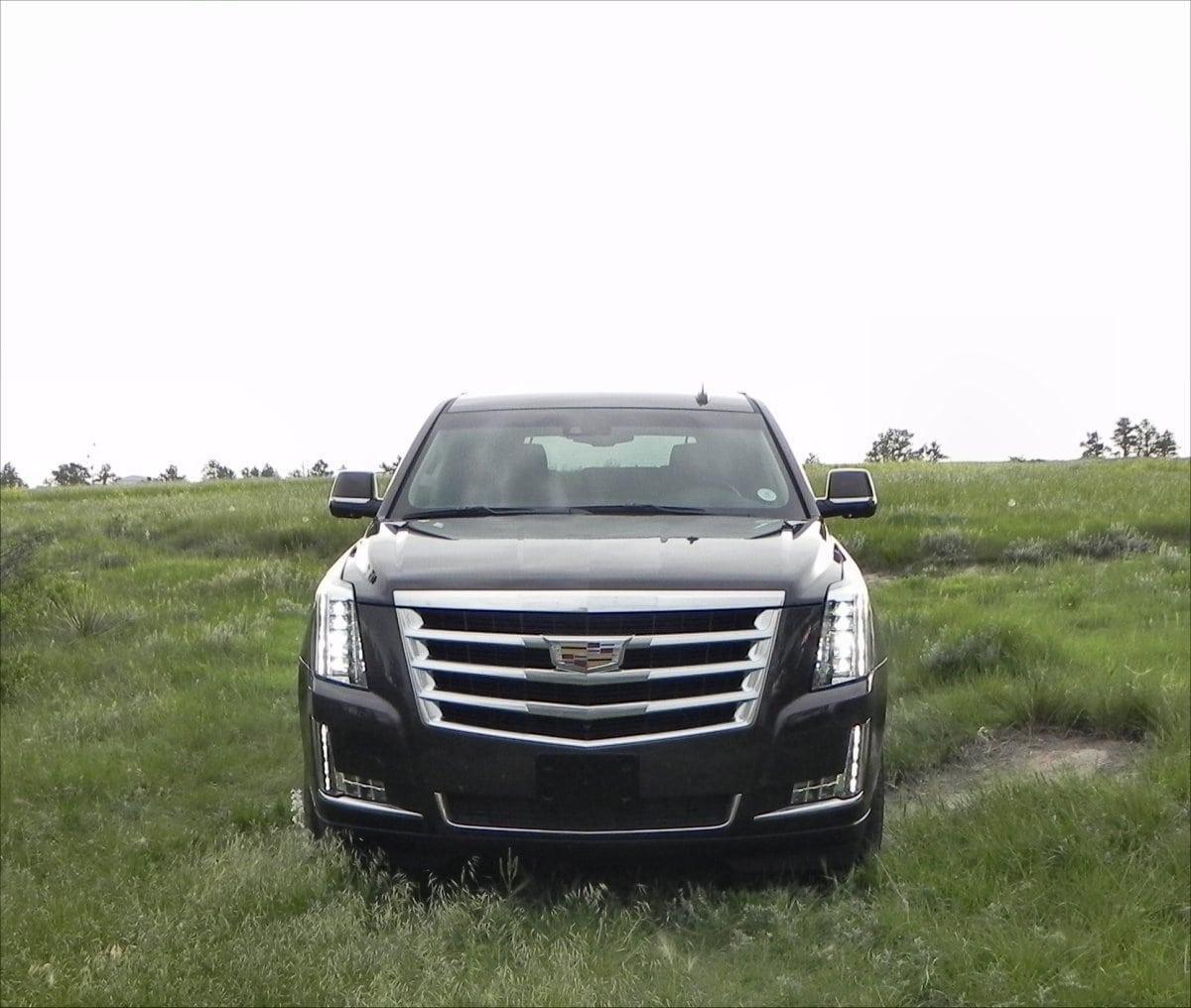 Cadillac Escalade 2015 Used: 2015 Cadillac Escalade Is Big, Posh Goodness